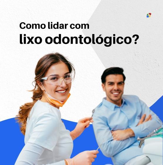 Coleta de lixo odontológico sp