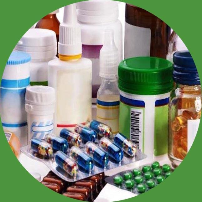 Coleta de medicamentos vencidos