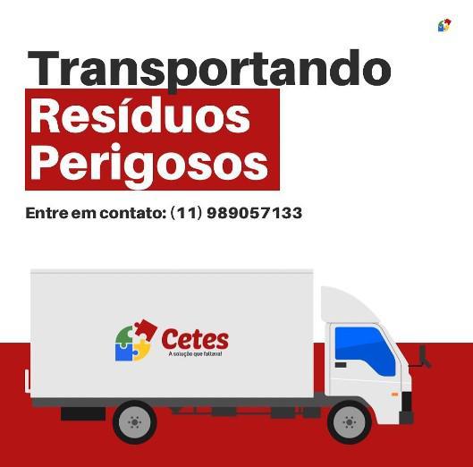 Coleta e transporte de residuos de saude