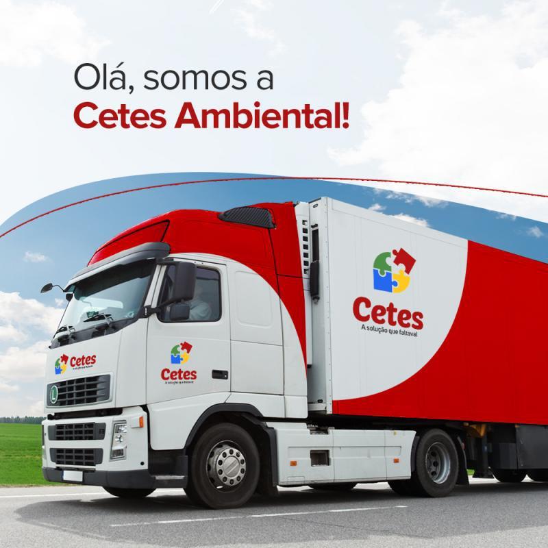Coleta e transporte de resíduos sólidos industriais