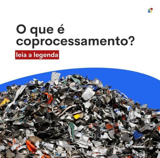 Coprocessamento de resíduos sólidos