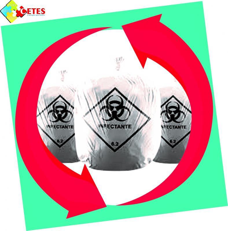 Destinação de resíduos infectantes