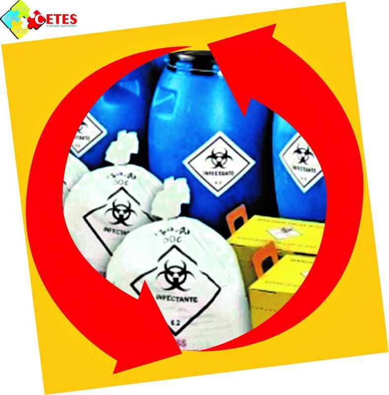 Empresa de coleta de lixo odontologico