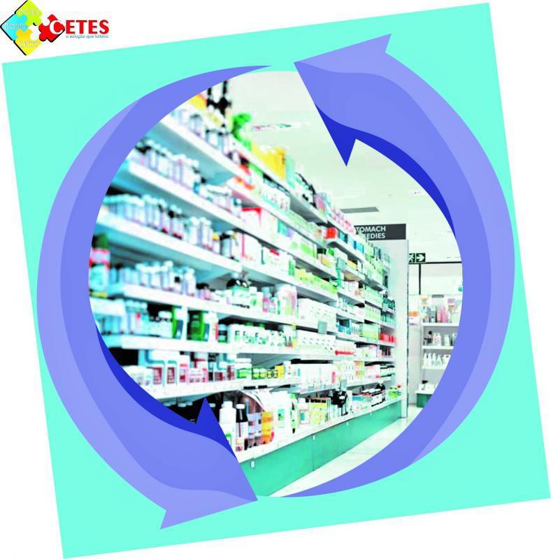 Residuos de farmacias
