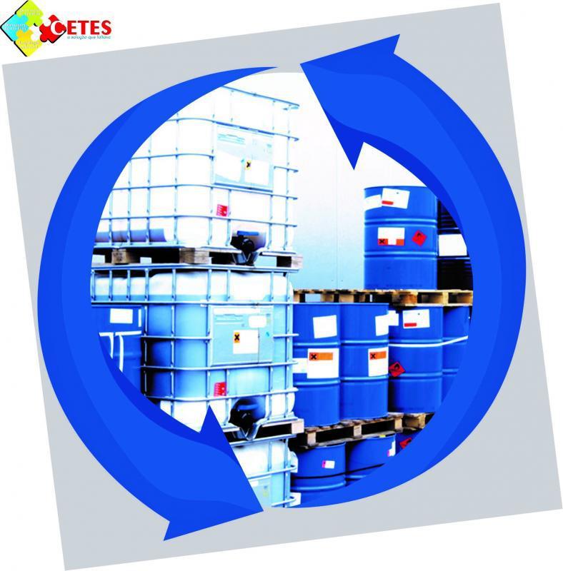 Transporte de resíduos industriais